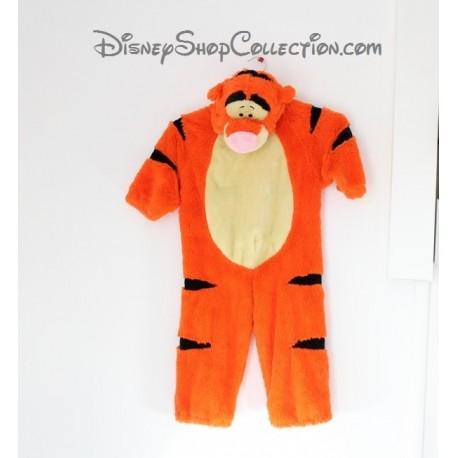 Déguisement Tigrou DISNEYLAND PARIS Winnie et ses amis Disney 3 / 4 ans