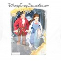 Gaston and Belle doll DISNEY STORE beauty and the beast movie