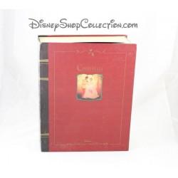 Livre Story Book DISNEY Cendrillon Storybook 6 ornements figurines résine 10 cm
