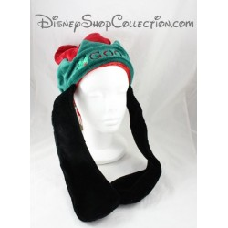 Bonnet de Noël Dingo DISNEYLAND PARIS adulte oreilles rouge vert Disney