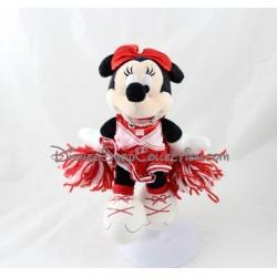 Peluche Minnie DISNEYLAND PARIS High school musical pom pom girl 23 cm
