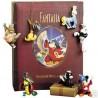 Book WALT DISNEY set 7 Fantasia Storybook ornaments figurines resin Story book 10 cm