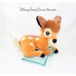 Peluche musicale Bambi DISNEYLAND PARIS automate Baby's Bambi 30 cm