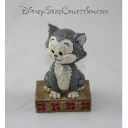 Figurine cat Figaro DISNEY TRADITIONS Buono Figaro Showcase Collection 12 cm