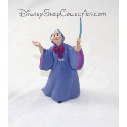 Figurine Marraine la Bonne Fée BULLYLAND Cendrillon Bully pvc Disney 9 cm