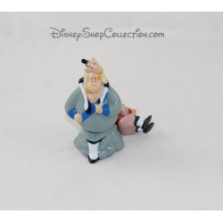 Figurine Mulan soldats DISNEY Mcdonald's Mcdo Chien-Po The et Yao