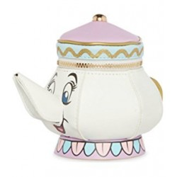 Wallet teapot Mrs. Samovar DISNEY PRIMARK beauty and the beast 20 cm