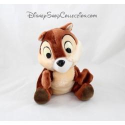 Marioneta de la felpa ardilla chip DISNEY y Dale marrón 25 cm