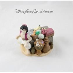 Figurina 8 cm pvc Abu e Aladdin Aladdin classici DISNEY STORE