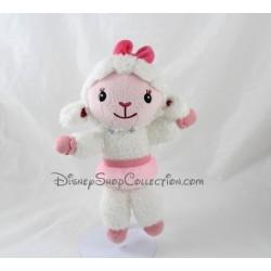 Peluche parlante mouton Caline GIOCHI PREZIOSI Docteur la peluche Disney 26 cm