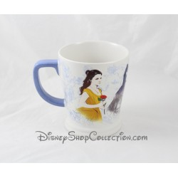 Mug beauty and the beast DISNEY STORE Beauty and the beast film 12 cm Cup