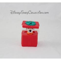Figurine jouet chiot MCDONALD'S Mcdo Les 101 Dalmatiens cadeau rouge Disney 6 cm