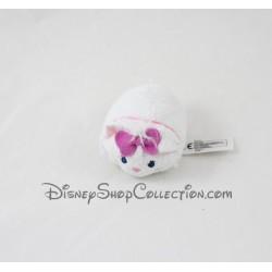 Tsum Tsum Marie NICOTOY Disney Les Aristochats mini peluche 9 cm