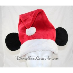 Christmas Mickey DISNEY STORE size Cap adult ears