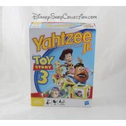 Jeu Yahtzee HASBRO Toy Story 3 Disney Pixar secouez lancez gagnez !