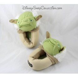 Slippers Jedi Master Yoda LUCAS FILM Star Wars slippers size 30