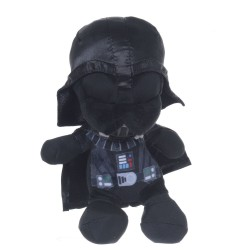Peluche Dark Vador STAR WARS noir 20 cm