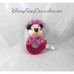 Rattle mouse Minnie DISNEY NICOTOY arrow star Bell 16 cm