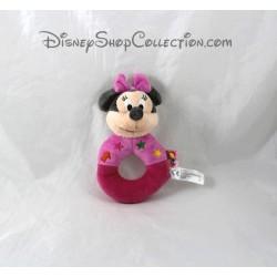 Traqueteo del ratón Minnie DISNEY NICOTOY flecha estrellas Bell 16 cm