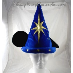 Blue Star Mickey Disney Fantasia Hat Golden ears Mickey Disney 35 cm
