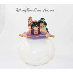 Aladdin and Jasmine DISNEY gel bottle figurine shower Aladdin 15 cm pvc