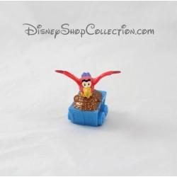 Figurine jouet perroquet Iago MCDONALD'S Mcdo Aladdin Disney 6 cm