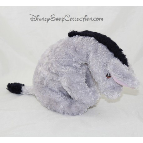 Peluche âne Bourriquet DISNEY GUND Classic Pooh gris 24 cm