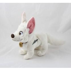 Peluche chien Volt DISNEY Volt Star malgré lui 20 cm