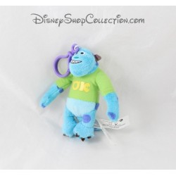 Keychain plush Sully DISNEY monsters and Cie 14 cm