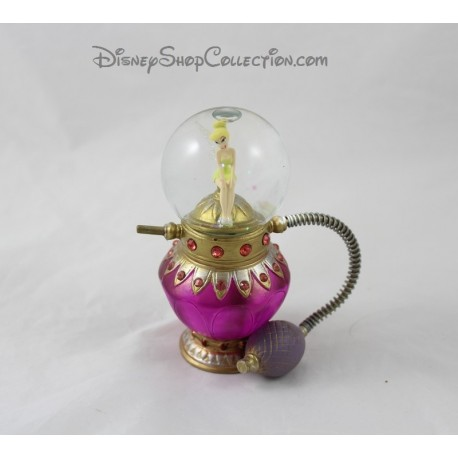 Mini snow globe fairy Tinker Bell DISNEYPARKS perfume bottle 11 cm snow globe