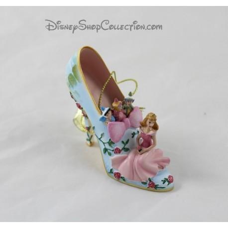 Aurora Bella Disney Durmiente Vez Ornamento Zapato De Una A La TZUqX