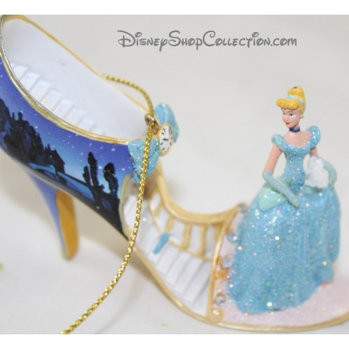 ... Zapatos DISNEY Cenicienta adorno una vez sobre un deslizador ... da8639803eeb