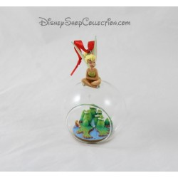 Christmas ball Tinkerbell Disney Peter Pan Neverland island