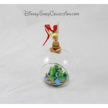 Tinkerbell Christmas Ornament.Christmas Ball Tinkerbell Disney Peter Pan Island The Country