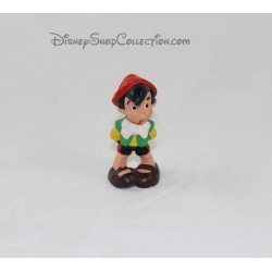 Figurine Pinocchio BULLYLAND mains dans le dos 5 cm