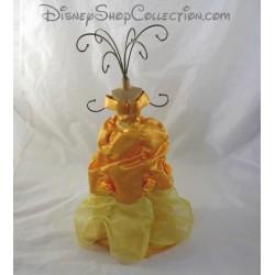 Usar joyería hermosa DISNEYLAND PARIS belleza y la bestia Disney 35 cm amarillean Vestido