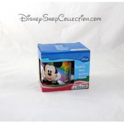Mug Mickey DISNEY La maison de Mickey Donald chiffre tasse céramique 8 cm