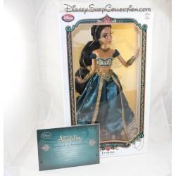 Poupée limitée Jasmine DISNEY STORE limited edition LE Aladdin