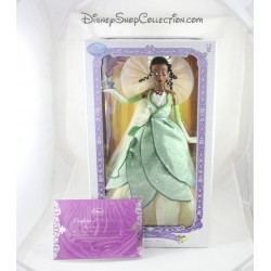 Limited doll Tiana DISNEY STORE limited edition the the Princess and the frog