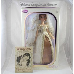 Limited doll Rapunzel DISNEY STORE limited edition the bride Rapunzel
