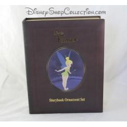 Libro las hadas WALT DISNEY set 6 adornos de cuentos resina figuras historia reserva 10 cm