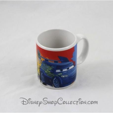 Tasse à café expresso voiture DJ DISNEY Cars céramique 7 cm