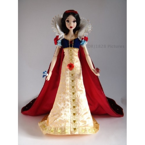 Limited doll DISNEY STORE limited edition the Snow W snow