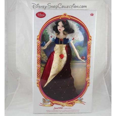 Poupée limitée Blanche Neige DISNEY STORE limited edition LE Snow White