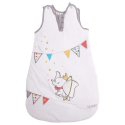 Elephant Dumbo DISNEY BABY Swaddle pennants romper 6-24 months