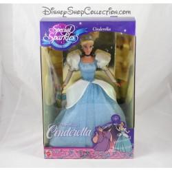 MATTEL DISNEY Cinderella Puppe spezielle funkelt Kollektion Cinderella