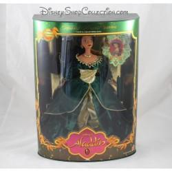 MATTEL bambola principessa Jasmine DISNEY Aladdin Holiday principessa