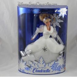 Poupée princesse Cendrillon DISNEY MATTEL Holiday Princess Cinderella