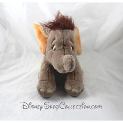 Peluche Junior éléphant DISNEY Le livre de la jungle 34 cm