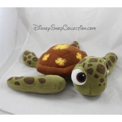 Peluche Squizz tortue DISNEY STORE Le Monde de Nemo 44 cm